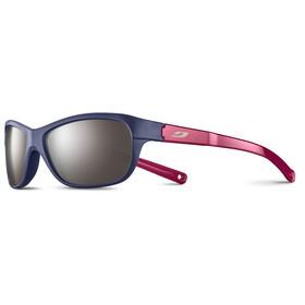 Julbo Player L Spectron 3CF Sunglasses 6-10Y Kids purple blue/glossy pink